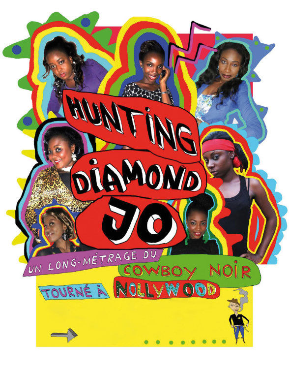 Hunting Diamond Jo