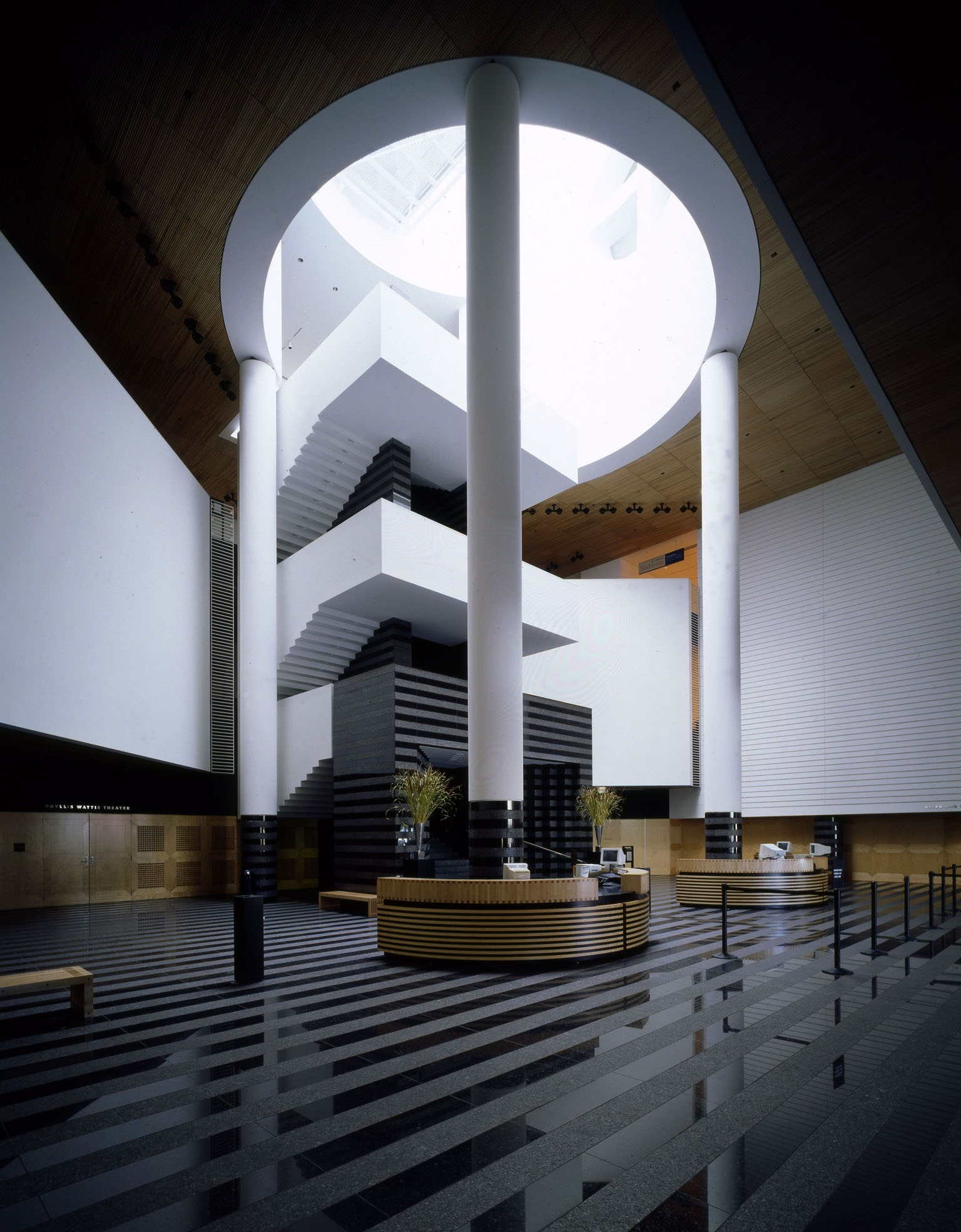 Musée d'art moderne de San Francisco, photo: Pino Musi