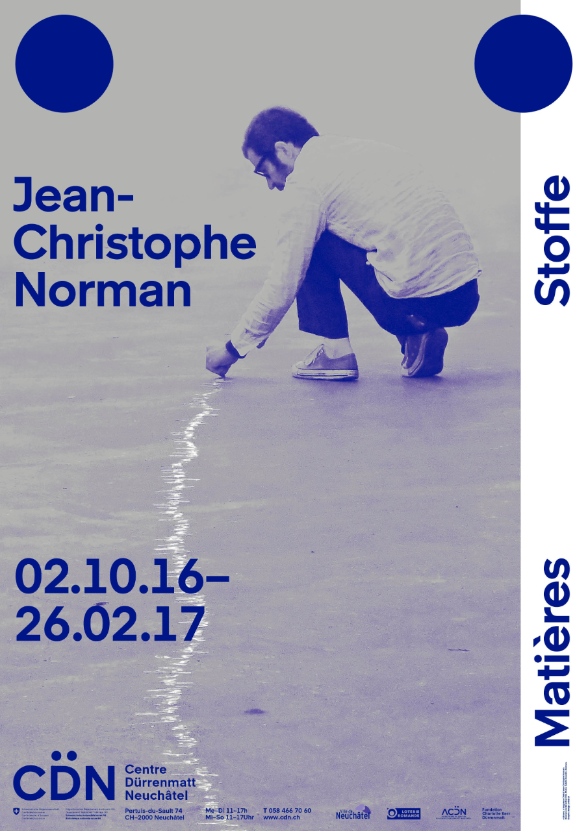 « Ulysses, a long way » (Paris) Jean-Christophe Norman - Biennale de Belleville 2014. Photo : Juliette Beorchia Norman. Graphic design: onlab.ch